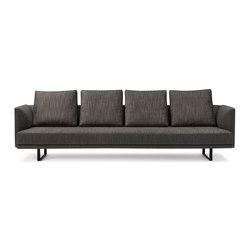 Prime Time Sofa | Sofas | Walter K.
