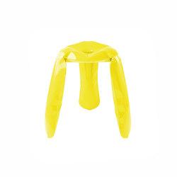 Plopp Stool | Standard | yellow | Taburetes | Zieta