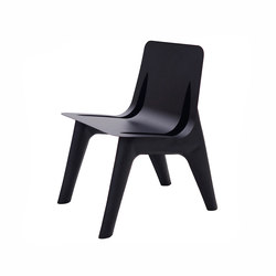 J-Chair | Visitors chairs / Side chairs | Zieta