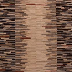 Flatweaves Minimalist Zigzag Blocks 3 | Rugs / Designer rugs | Zollanvari