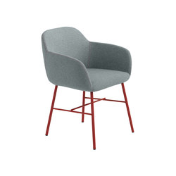 Myra 653 | Visitors chairs / Side chairs | Metalmobil
