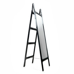 Drab+Mirror Set | black | Mirrors | Zieta