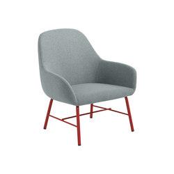 Myra 655 | Poltrone lounge | Metalmobil