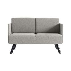 Nomad 822 | Lounge sofas | Metalmobil