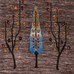 Gabbehs Flora & Fauna Multiple Trees 5 | Tapis / Tapis design | Zollanvari