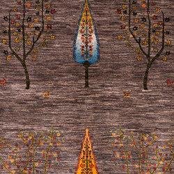 Gabbehs Flora & Fauna Multiple Trees 9 | Tapis / Tapis design | Zollanvari