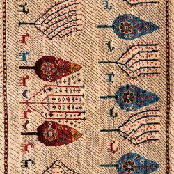 Gabbehs Flora & Fauna Multiple Trees Landscape 2 | Rugs / Designer rugs | Zollanvari