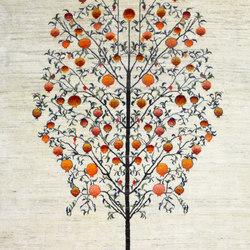 Gabbehs Flora & Fauna Tree of Life 18 | Alfombras / Alfombras de diseño | Zollanvari