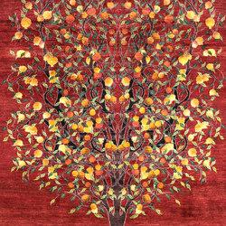 Gabbehs Flora & Fauna Tree of Life 19 | Rugs / Designer rugs | Zollanvari