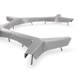 Brit Bench | Elementos asientos modulares | Leland International
