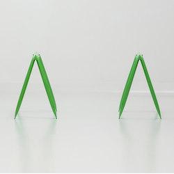 Koza | green | Caballetes de mesa | Zieta