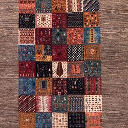 Gabbehs Geometric Framed Squares Revisited 2 | Rugs / Designer rugs | Zollanvari