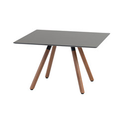 Jet 522-Q | Lounge tables | Metalmobil