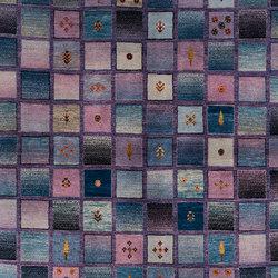 Gabbehs Geometric Squares Revisited 8 | Rugs | Zollanvari