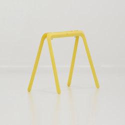 Koza II | yellow | Tischgestelle | Zieta