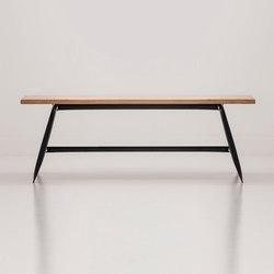 Kozak | black | Cavalletti per tavoli | Zieta