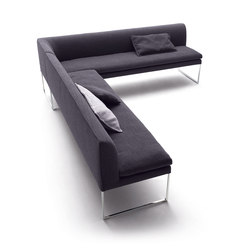 Mell bench | Waiting area benches | COR