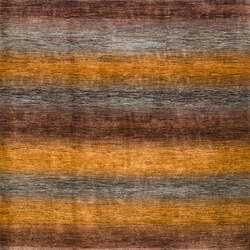 Gabbehs Geometric Stripes 15 | Tappeti / Tappeti d'autore | Zollanvari