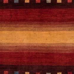Gabbehs Geometric Stripes and Squares 2 | Tappeti / Tappeti d'autore | Zollanvari