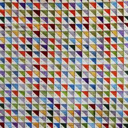 Gabbehs Geometric Yin and Yang Squares | Tapis / Tapis design | Zollanvari