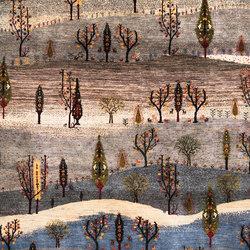 Gabbehs Landscape Landscapes of my Fatherland 5 | Formatteppiche / Designerteppiche | Zollanvari