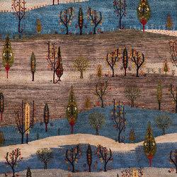 Gabbehs Landscape Landscapes of my Fatherland 6 | Formatteppiche / Designerteppiche | Zollanvari