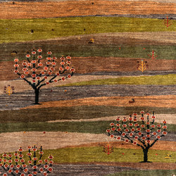 Gabbehs Landscape Landscapes of my Fatherland 9   Tappeti / Tappeti d'autore   Zollanvari