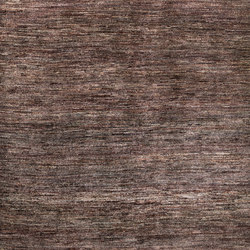 Gabbehs Abstract & Plain Abrash Natural Brown | Tappeti / Tappeti d'autore | Zollanvari