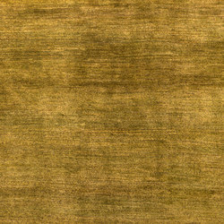 Gabbehs Abstract & Plain Abrash Olive | Tapis / Tapis design | Zollanvari