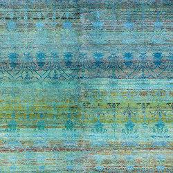 Kundan Diffusion Koti Silk Vintage Velvet 2 | Alfombras / Alfombras de diseño | Zollanvari