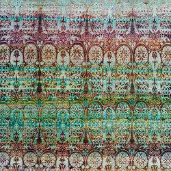 Kundan Pure Silk Baroque 3 | Formatteppiche / Designerteppiche | Zollanvari