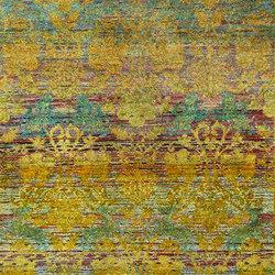 Kundan Pure Silk Baroque Runner 1 | Formatteppiche / Designerteppiche | Zollanvari