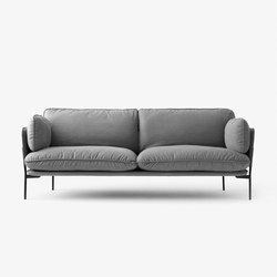 Cloud Three Seater LN3.2 hot madison | Canapés d'attente | &TRADITION