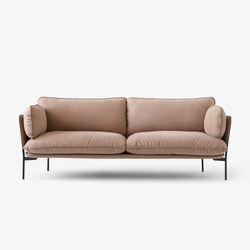 Cloud Three Seater LN3.2 hot madison | Lounge sofas | &TRADITION