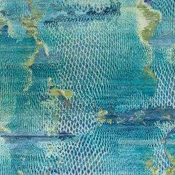 Kundan Pure Silk Iridescence Ostrich | Rugs / Designer rugs | Zollanvari