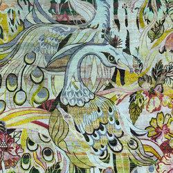 Kundan Pure Silk Pouncing Tiger | Rugs / Designer rugs | Zollanvari
