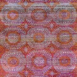 Kundan Pure Silk Sufi 1 | Formatteppiche / Designerteppiche | Zollanvari