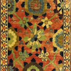 Kundan Zero Pile Vagireh Revial Runner 1 | Rugs / Designer rugs | Zollanvari