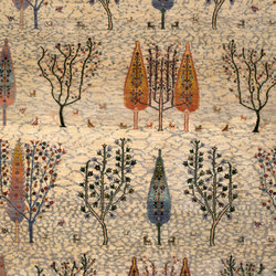 Transitional Formal Woodland 3, Into The Woods | Rugs / Designer rugs | Zollanvari