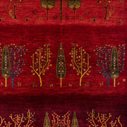 Transitional Formal Woodland 10, Into the Woods | Rugs | Zollanvari