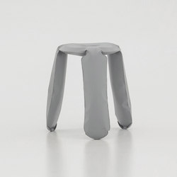 Plopp Stool | Standard Alu | grey | Hocker | Zieta