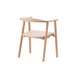 Tukki Chair Natural | Sedie | Meetee