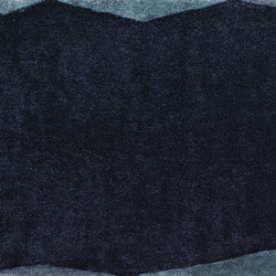Bevel | Blue | Rugs | Ogeborg