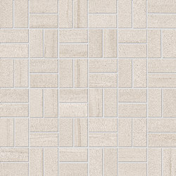 Evo-Q Sand Mosaico Domino | Ceramic mosaics | EMILGROUP
