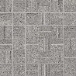 Evo-Q Dark Grey Mosaico Domino | Mosaicos | EMILGROUP
