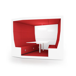 POD ROLL | Office Pods | INTO the Nordic Silence