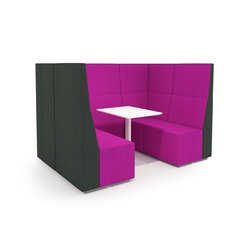 POINT BOX | Modular seating systems | INTO the Nordic Silence