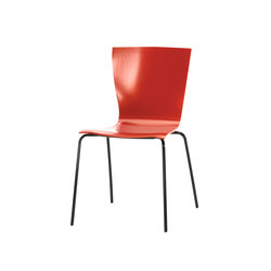 Crepe Side Chair | Visitors chairs / Side chairs | Leland International