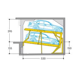 Parklift 340 | Mechanisch | Wöhr