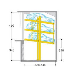 Parklift 403 | Mechanisch | Wöhr